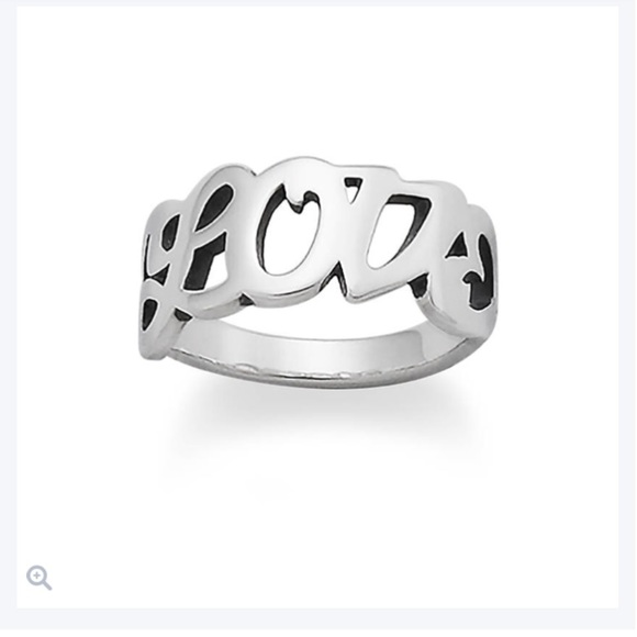 James Avery Ring  James Avery Jewelry  Sterling Silver Ring   Size 5.5 Ring